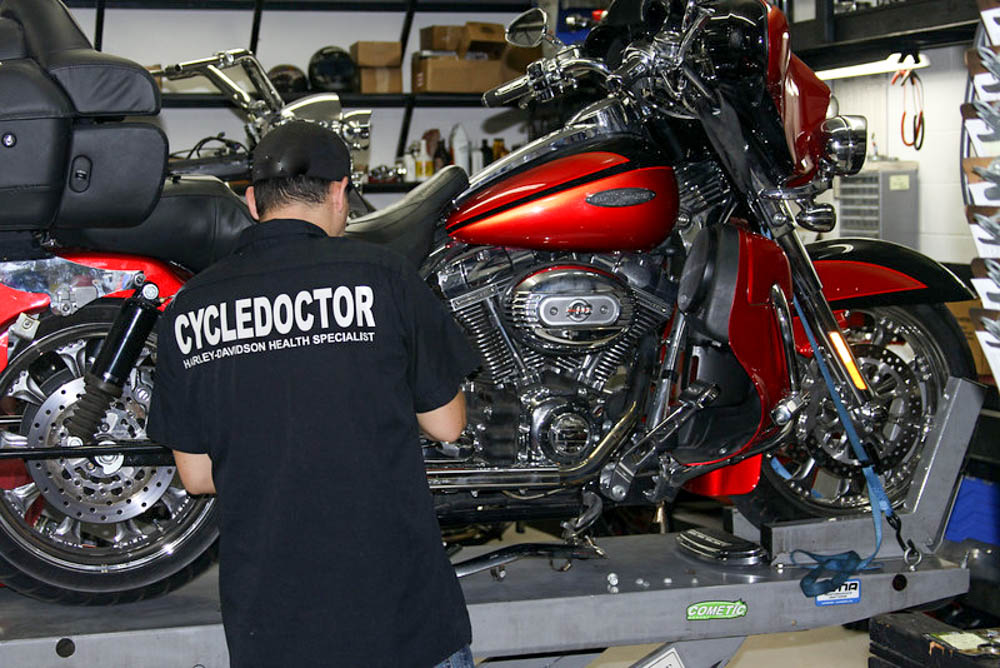 Premier Southern California Motorcycle Service Since 1995